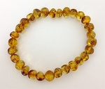 Baltic Amber Adult Bracelets by Healing Hazel